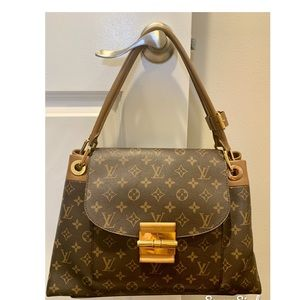 Louis Vuitton Olympe Monogram Havane